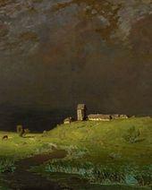 After Rain. 1879. Detail