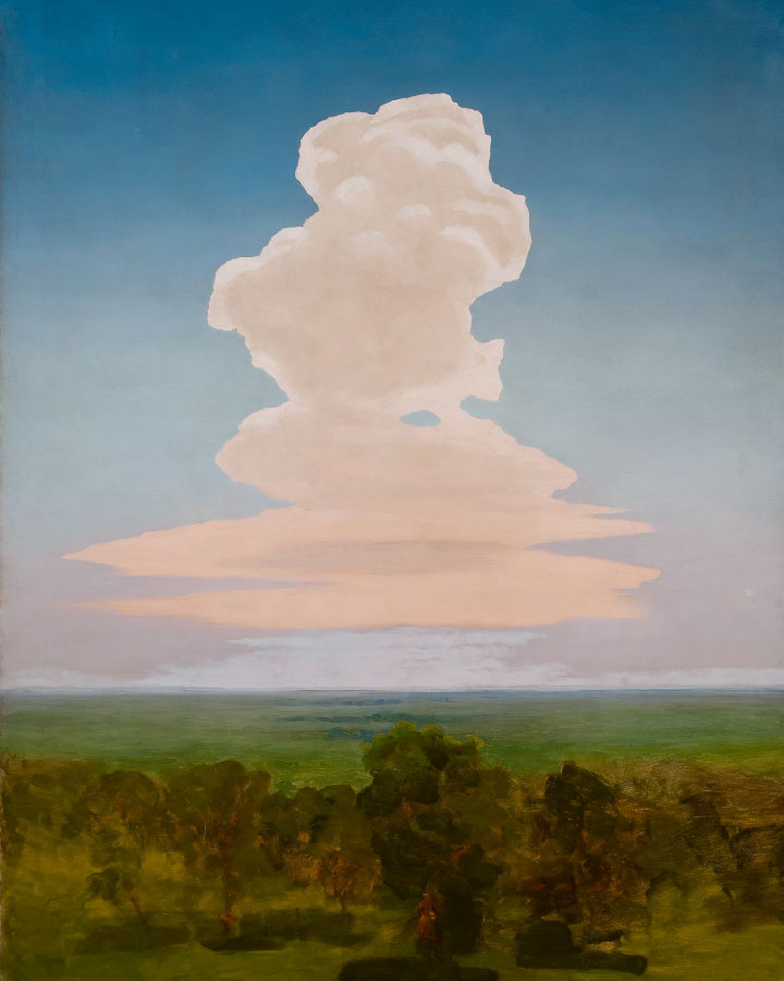 Clouds. 1900–1905