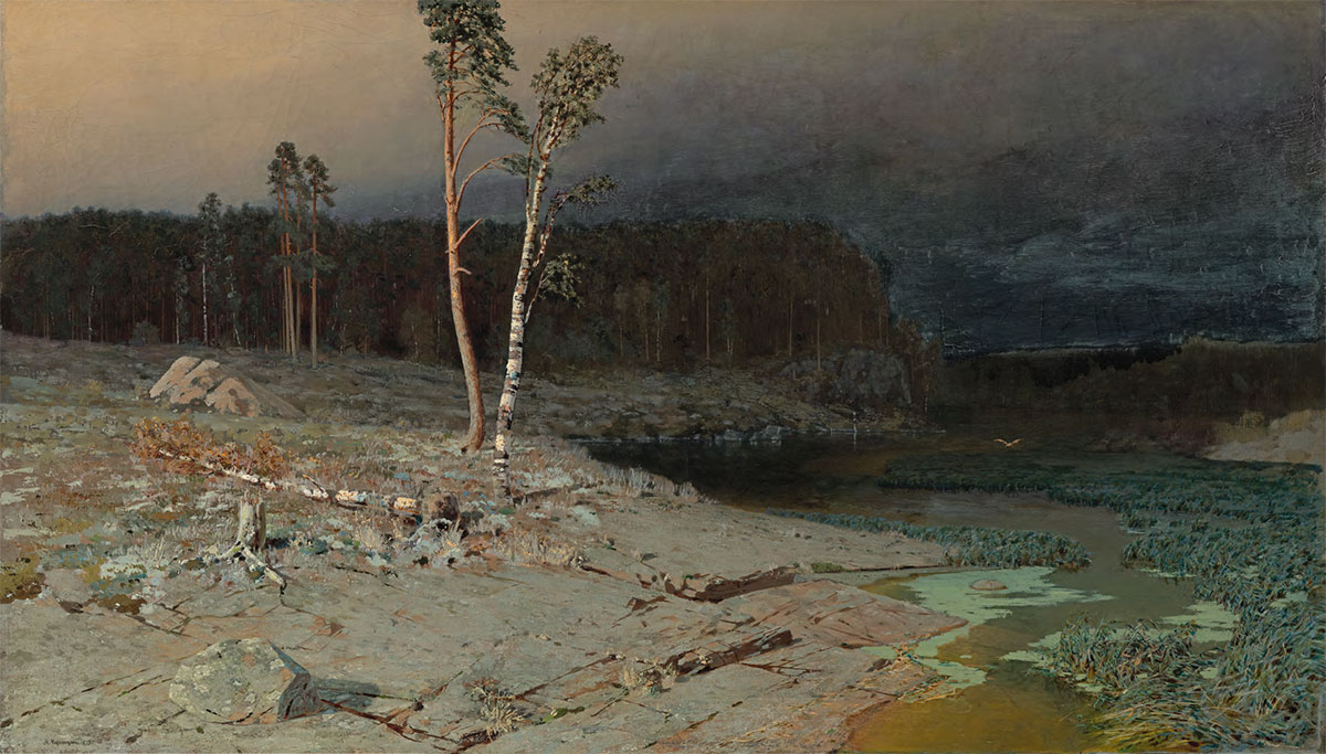On the Island of Valaam. 1873