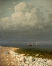 Lake Ladoga. 1871