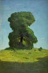 A Tree. 1890–1895