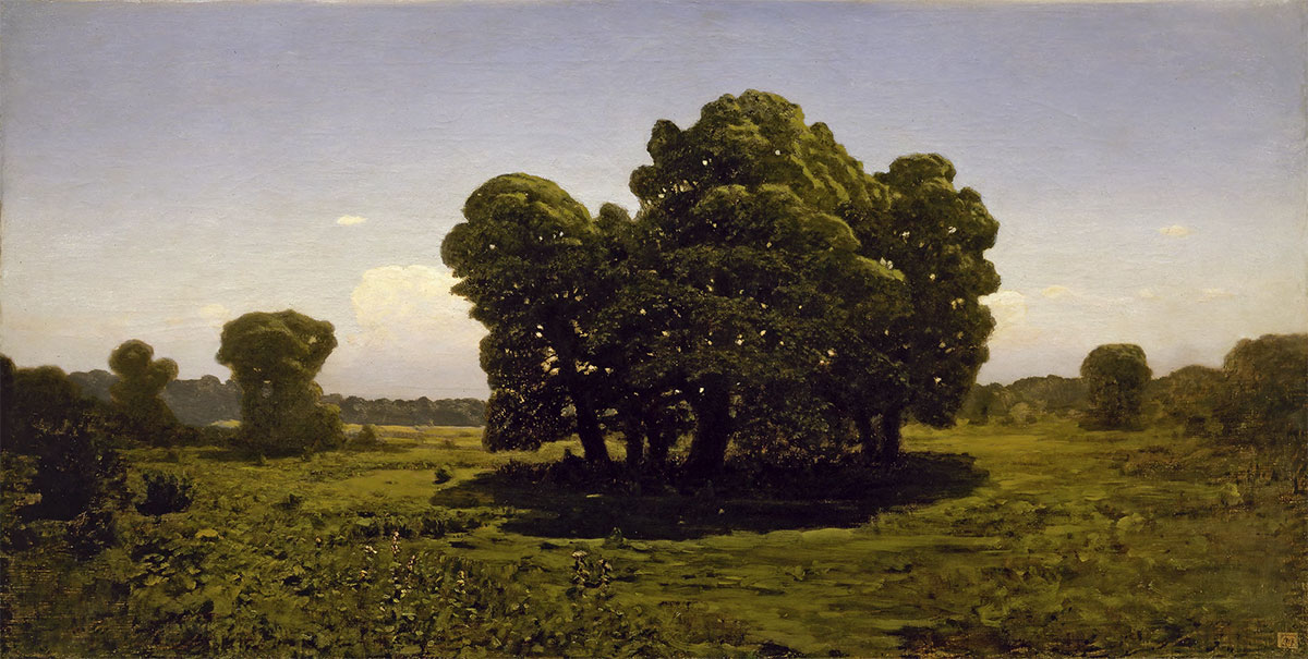 Oaks. 1900–1905