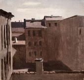Rooftops. 1885–1890