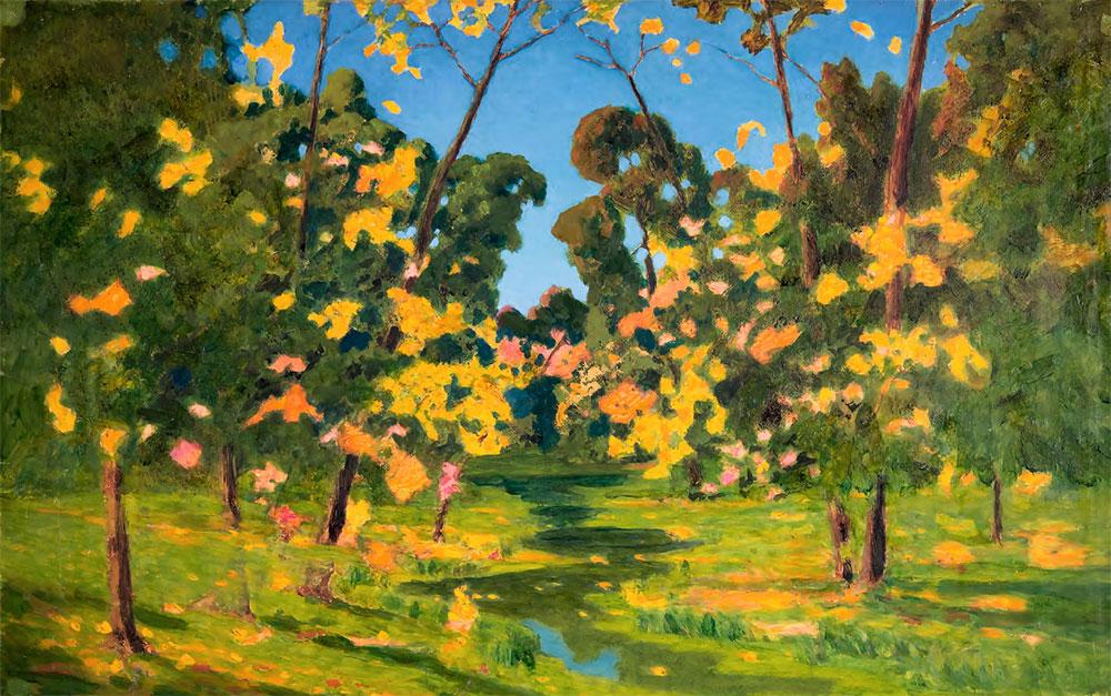 Autumn. 1890–1895
