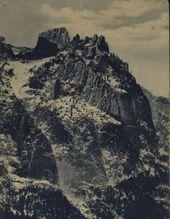Alupka. Ai-Petri. Postcard