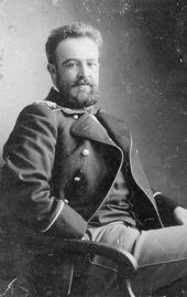 Alexei Lyapunov. Photograph. (1910s, Moscow?)