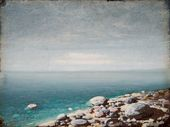 Arkhip KUINDZHI. Clear Water. Overcast Day. Crimea. Between 1876-1890