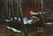 Forest Brook. 1900