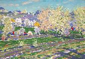 In Spring (A Time of Bloom). 1933–1934