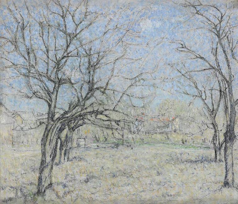 A Garden in Spring. 1905