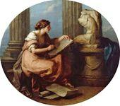 ANGELICA KAUFFMAN (1741-1807). Design. 1778-80