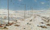 VASILY VERESHCHAGIN. The Road of the War Prisoners. 1878–1879