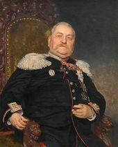 Ilya REPIN. Portrait of the Military Engineer Andrei Delvig. 1882