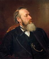 Portrait of Vladimir Stasov. 1873