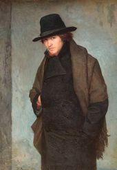 Nikolai YAROSHENKO. The Student. 1881