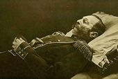 Emperor Alexander II on His Deathbed.