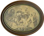 The Clodt family. 1862 (?)