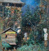 Yury REPIN. Hives. 1923