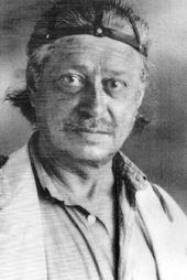 Yury Repin. 1940s