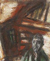 Portrait in an Interior. 2014