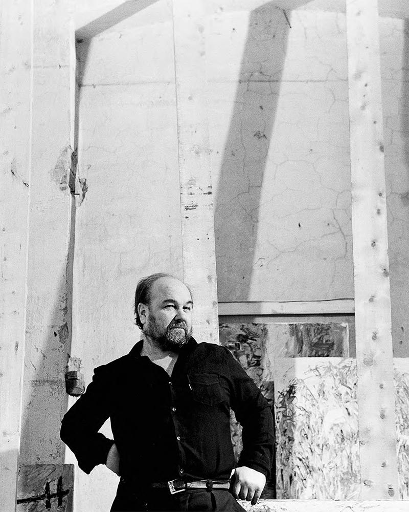 Anatoly Slepyshev. Paris. 1990