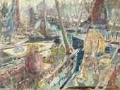 Breton Fishermen. 1900–1902