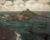 L'îlot du Verdelet. Brittany. 1926–1927