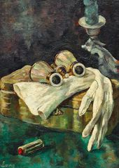 Yevgenia Lang. Feminine Solitude. 1960s