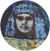 Yevgenia Lang. Brooch. 1960s