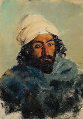 Vasily POLENOV. An Arab. 1895