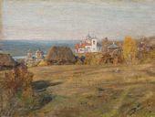 Vasily POLENOV. The Church at Byokhovo. 1907