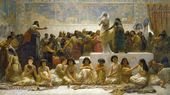 Edwin LONG. The Babylonian Marriage Market. 1875