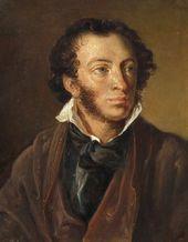 Vasily TROPININ. Alexander Pushkin. 1827