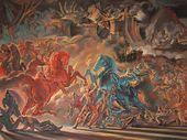 Andrea GRANCHI. Battle Between Heat and Cold. 1985