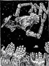 "Igor Smirnov. Triumph. 1999. From the series ""All About Don Quixote"""