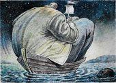Igor Smirnov. Under Sail. 2019