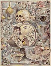 """Igor Smirnov. Composition – """"Clock"""". 2002"""