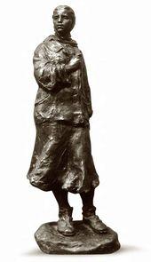 Yekaterina BELASHOVA. Unvanquished. 1943