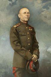 Nikolai KOLUPAEV. Ivan Konev. 2019