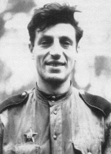 Viktor Tsigal. 1943–1944