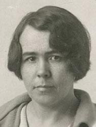 Vera Fyodorovna Rumyantseva