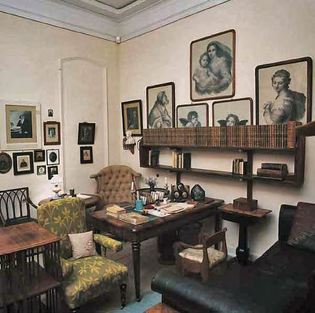 "The study of the Leo Tolstoy House-Museum ""Yasnaya Polyana"""