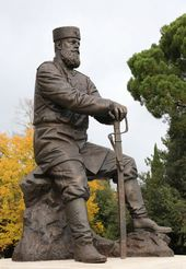 Andrei KOVALCHUK. Monument to Alexander III. 2017