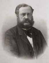 Viktor Butovsky, Director of the Stroganov School of Technical Drawing (1860-1881) and the Stroganov Design and Applied Arts Museum (from 1868)