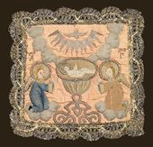 Paten Cover. 16th century