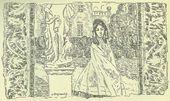 Viktor BORISOV-MUSATOV. Tapestry. Published: Vesy. 1905
