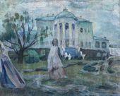 Viktor BORISOV-MUSATOV. Phantoms. 1903