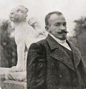 Viktor Borisov-Musatov in Zubrilovka