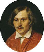Alexander IVANOV. Portrait of Nikolai Gogol. 1841
