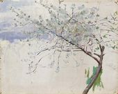 Apple Trees in Bloom. 1885–1889